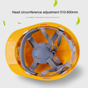 Image 3 - Solar Power Fan Helmet Outdoor Working Safety Hard Hat Construction Workplace ABS material Protective Cap Powered by Solar Panel