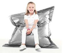 Kids funny bean bag chair, living room children seat home furniture sofas, patio beach beanbag chairs