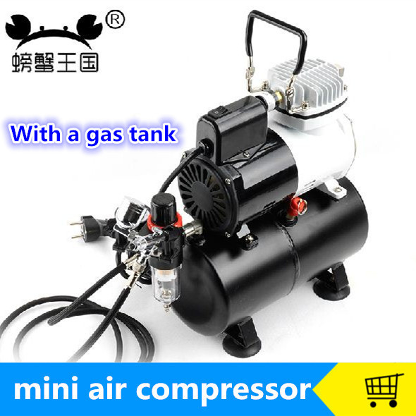 Mini Compressor For Spray Painting
