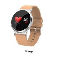 eCos Fashion Smart Watch Men Fitness Tracker Waterproof HD IPS Screen Smart Wristband Heart Rate Monitor #292391