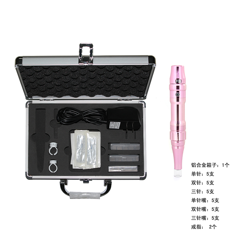 Free Shipping  Tattoo kit tattoo machine high quality 35000R/M Profession Permanent Makeup machine eyebrow lips pen 2600336-2 hot x3 permanent makeup machine for lips eyebrow makeup kit nouveau style rotary tattoo machine pen swiss motor free shipping