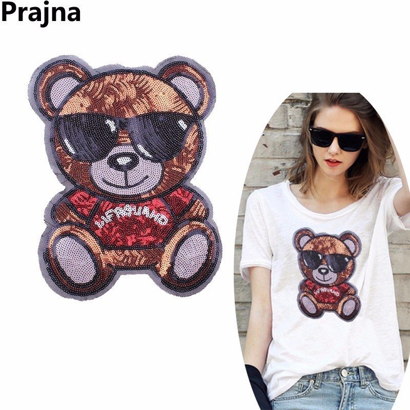 The Best Woherb 2019 Winter Thick Long Sweatshirt Dress Women Harajuku Animal Sequined Patch Hoodies Ladies Hooded Coat Streetwear 20496 Women's Clothing