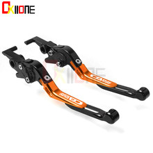 Motorcycle Accessories CNC Adjustable Folding Extendable Brake Clutch Levers For Honda CB650F