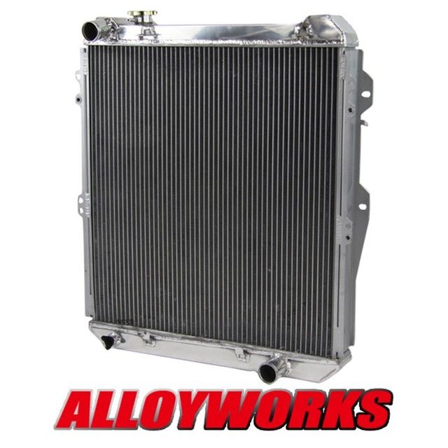 racing radiator for toyota hilux surf kzn130 1kz te 3 0 td 1993 1996 rh aliexpress com