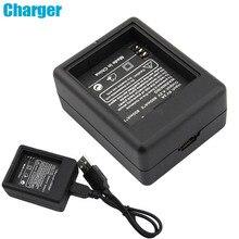Лидер продаж USB двойной Батареи Зарядное устройство Камера Интимные аксессуары для Xiaomi Yi Камера gdeals