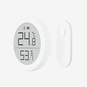 Image 3 - Youpin Cleargrass E Link INK Screen Bluetooth Temperature Smart Humidity Sensor LCD Thermometer Moisture Meter Work Mihome APP