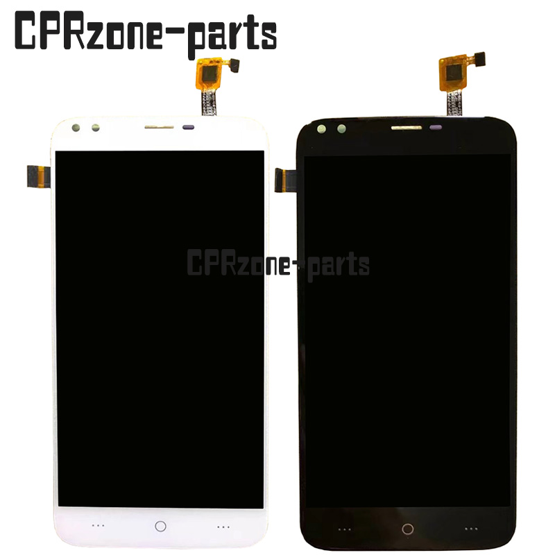 5.5 New 100% tested For Doogee X30 LCD display touch screen sensor digitizer assembly free shipping