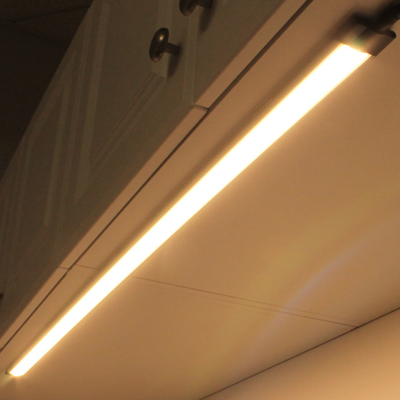 kitchen undercabinet lighting. aliexpresscom buy ecobrt linkable luminaria led bar lights aluminum 12v 3w kitchen under cabinet in caravan furniture wardrobe 2pcslot from undercabinet lighting