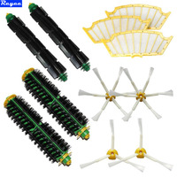 New Filters 3 6 Brush Kit For IRobot Roomba 500 Series 510 530 540 550 560