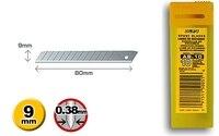 Olfa AB 10B 9mm Snap Off Blade FOR 180 BT/36 S S/20 A A 2 A 3 SVR 1 SVR 2 PA 2 300 NA 1 SPC 1/40 A 5 XA 1 ES 1/green DA 1 A 1