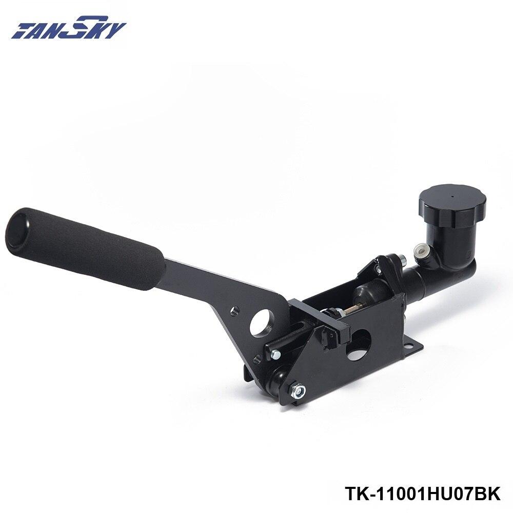 Tansky алюминиевый Гидравлический Дрифт E-Brake гоночный стояночный Рычаг стояночного тормоза комплект передач черный TK-11001HU07BK