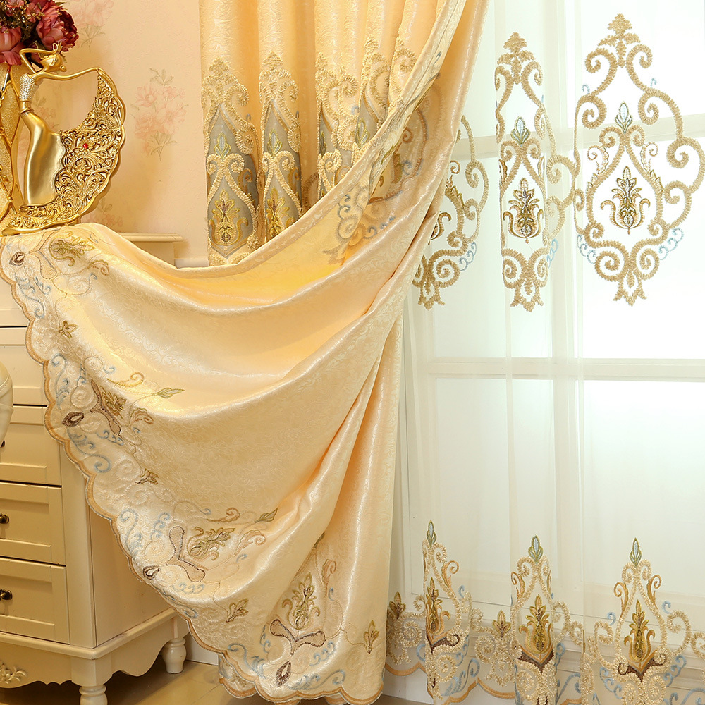 Aliexpress Com Buy Ready Made Window Curtains For Living