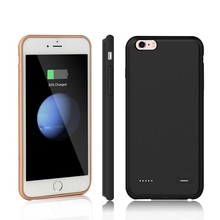 New Ultra thin Power Bank Case For Apple iphone 6 6Siphone 6 Plus 6s Plus 4.7 5.5 External Charger Case Backup Battery Cover
