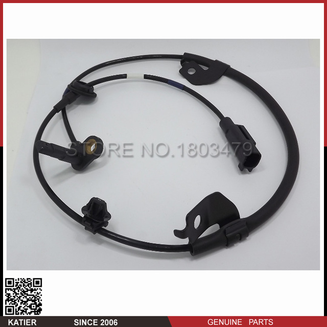 Brand New Front Right ABS Wheel Speed Sensor 4670A204 For 2007-2012 Mitsubishi 4WD AWD Outlander Lancer