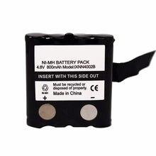 Ixnn4002B 800 мА/ч, металл-гидридных или никель Батарея для Motorola Tlkr T80 T80Ex Xtr446 Xtb446 Xt180 Xtk446 Tlkr T61 T81 T5 T6 T7 T8 T50 T60 радио