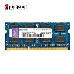 Kingston pamięci RAM ddr3 2G 4GB 8 GB 1333MHZ PC3-10600S 1600MHZ 12800S pamięci DDR3 8 GB 204pin 1.5V Laptop Notebook SODIMM RAM