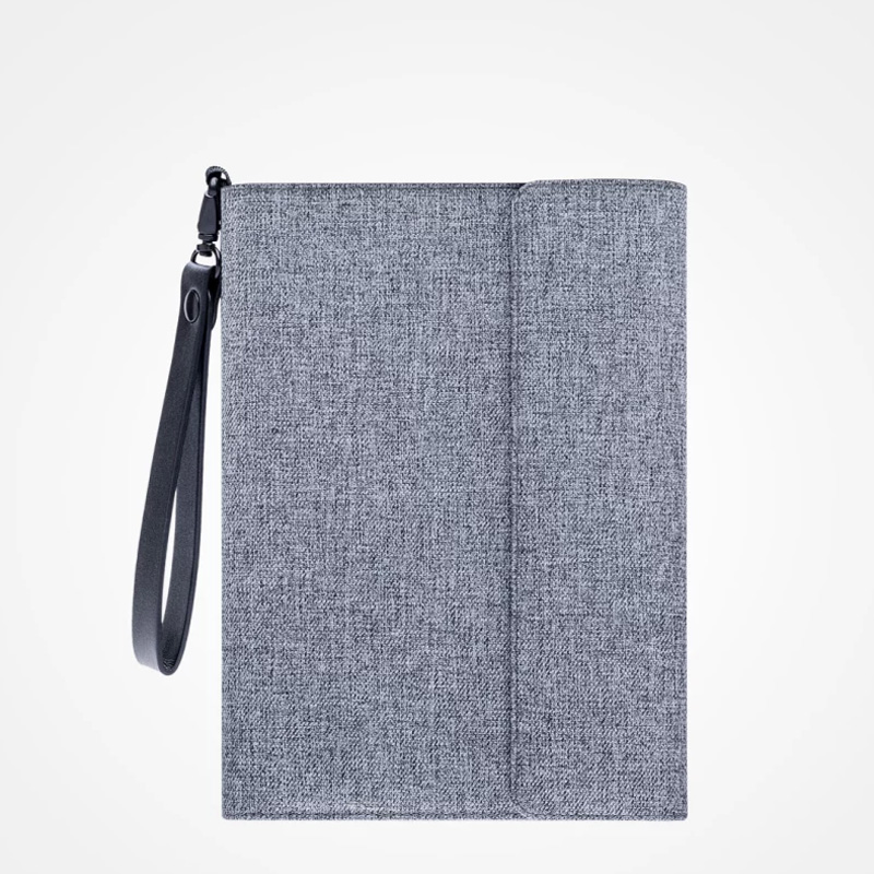 90FUN Multifunctional Waterproof Business Cover with Diary Notebook Pockets and Pen 1