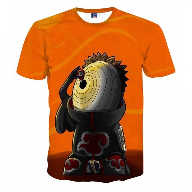 Naruto Akatsuki T-Shirts (8 Models)