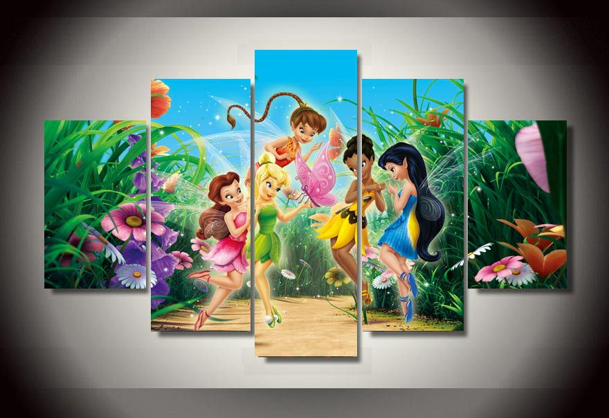 Compare Prices on Tinkerbell Painting- Online Shopping/Buy Low ...