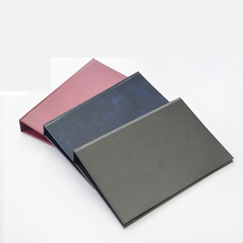 Aliexpress Buy Diary Cover PU Note Book Thermal Binding A4 A5 Size 3 15mm 11 145sheets Colors Optional Wholesale From Reliable