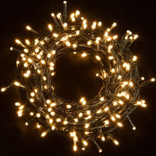 30M Waterproof 200LED String Lights LED Fairy Lights Ideal for Christmas Trees Xmas Party Wedding Outdoor Decoration With Power(China)