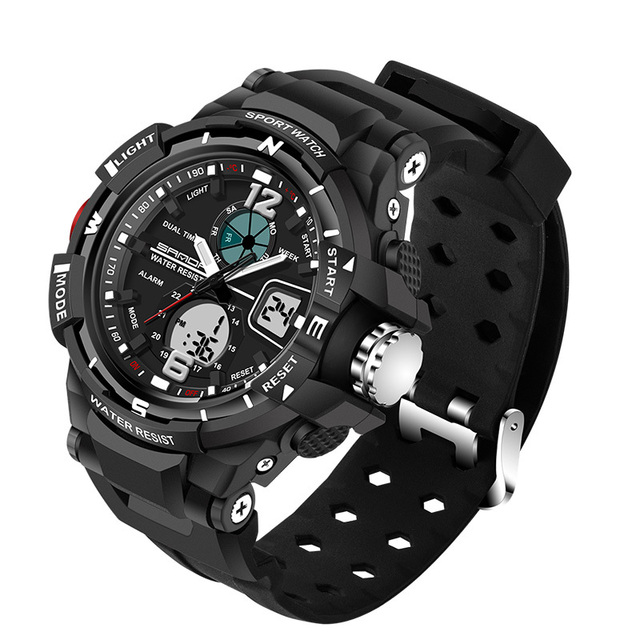 Sport Watch Men 2017 Clock Male LED Digital Quartz Wrist Watches Men's Top Brand Luxury Digital-watch Relogio Masculino
