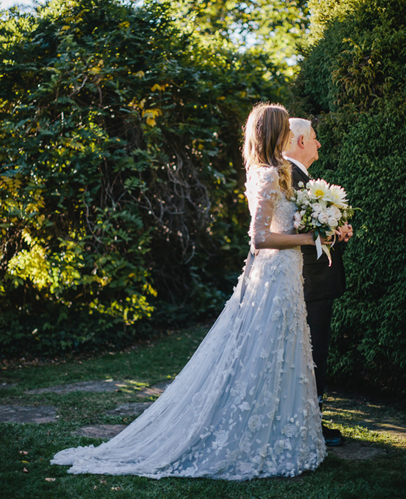Grand Fairy Tale Bohemian Beach Wedding Dresses 2016 Blue Half Sleeve Princesse Bridewedding Gowns Backless Robe Longue De Wedding Dresses From Fairy Tale Bohemian Beach Wedding Dresses 2016 Blue Half