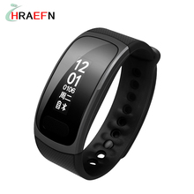 Hraefn 2017 SX100 Смарт-группы Крови кислородом smartband Heart Rate Monitor спортивные Браслет Фитнес-трекер часы для android IOS