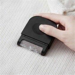 Herramientas de limpieza de ropa mini removedor de pelusa recortadora de bolas de pelo máquina de corte Manual de pellets pulverizadora portátil