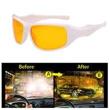 371d5d7f7 Óculos noite Condução Óculos Óculos Anti Luz Forte Para a Segurança de  Condução óculos de Sol Óculos de Visão Noturna Lente Amar.
