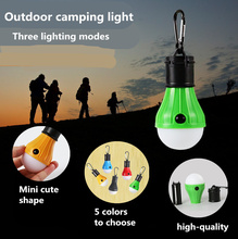 5 Colors Mini Portable Lantern Tent Light Holiday light LED Bulb Emergency Lamp Waterproof Hanging Hook Flashlight For Camping mini portable camping equipment lantern tent light led bulb emergency lamp waterproof hanging hook flashlight