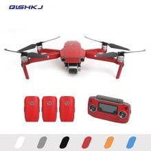 Cores DJI 6 2 Mavic Adesivo mavic Corpo Aeronaves Adesivo Decalques Adesivo Da Pele para DJI Zangão 2 pro/zoom drone Acessórios