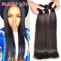 8A Unprocessed Malaysian Straight Hair 3 Bundles Malaysian Virgin Hair Straight Remy Human Hair Extension Best Malaysian Hair