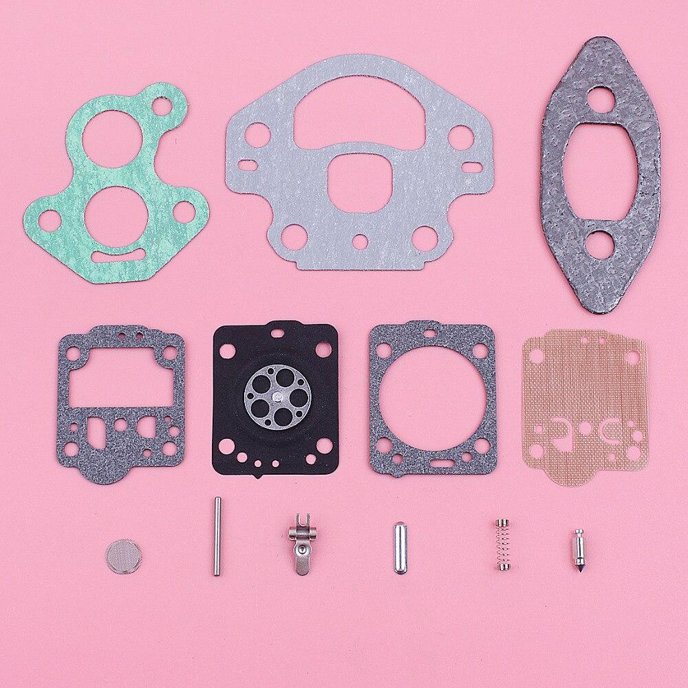 Carburetor Muffler Gasket Carb Repair Rebuild Diaphragm Kit For Husqvarna 235 240 Chainsaw Spare Replacement Part
