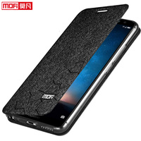 Huawei Nova 2i Case Cover Silicone Huawei Nova 2i Case Stand Glitter Mofi Luxury Flip Thin