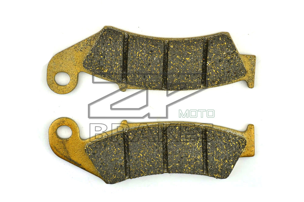 ZPMOTO New Organic Brake Pads For Front <font><b>BETA</b></font> <font><b>RR</b></font> <font><b>350</b></font> Enduro 2011-2014,<font><b>RR</b></font> 450 Enduro 2005-2014 Motorcycle BRAKING High Quality image