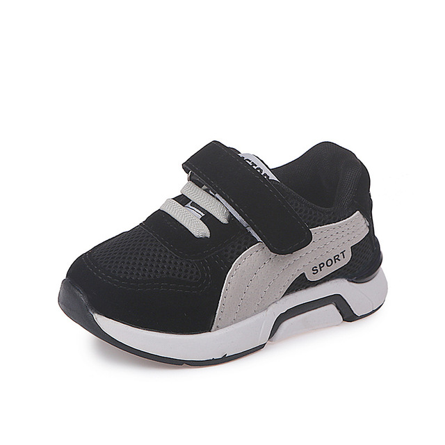 Kids' Breathable Mesh Sneakers