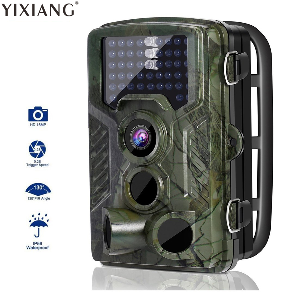YIXIANG Video Camera 940NM 16MP HD 1080P Hunting Video 2.4 LCD Camera With MMS Infrared IP56 Waterproof Video camera 2 lcd hd 1080p mms digital infrared