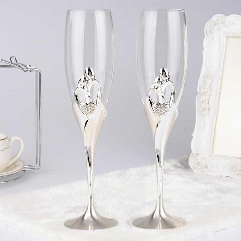 online buy wholesale toasting glasses wedding from china toasting glasses wedding wholesalers. Black Bedroom Furniture Sets. Home Design Ideas