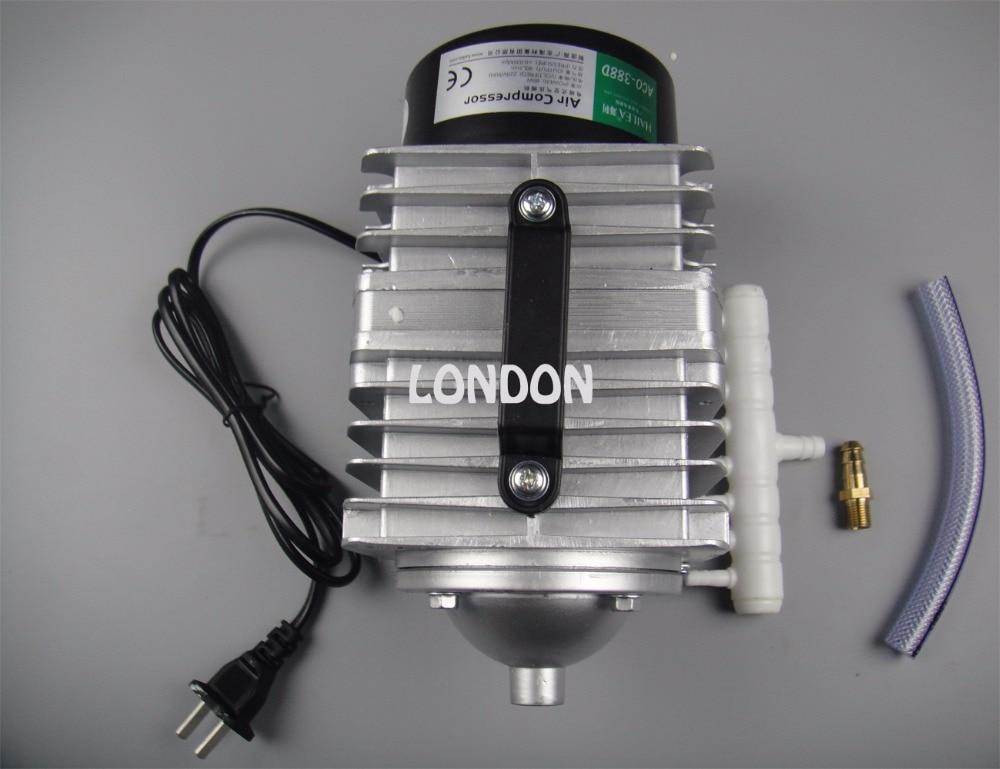 Air Pump, Air Compressor 85W 90L Electromagnetic Air Pump For Laser Cutting Machine