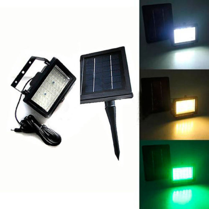 Solar Panel Lighting Kit Solar Home System 45 LED Outdoor Wireless ...