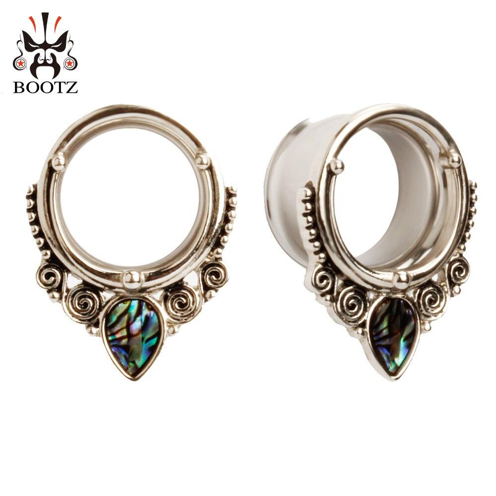 2017 KUBOOZ new earrings body jewelry piercing ear gauges ...