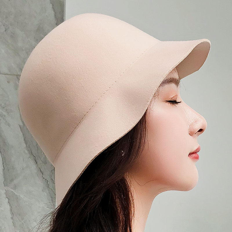 06d5ade5be2 2018 New Brand Quality Australia Wool Felt Hats England Women Fedora Hat  Cap With Big Bowknot For Elegant Lady Fedoras-in Fedoras from Apparel  Accessories ...