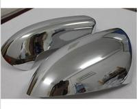 NEW 1pair High quality ABS Chrome Rearview mirror cover For Nissan Qashqai 2010 2011 2012 2013