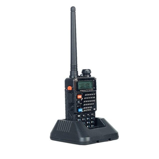 Baofeng УФ-5RE Рация Dual Band Двухстороннее Радио Pofung УФ 5RE 5 Вт UV5RE 128CH УВЧ УКВ ЧМ VOX Двойной Дисплей радио comunicador