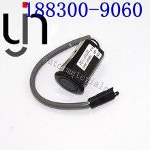 10pcsFor Camry RX PDC Parking Distance Control Sensor 188300 4110 188300 9060 Black Silvery white colors