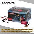 Hot Sale GoolRC S2440 4000KV Sensorless Brushless Motor and 35A Brushless ESC Combo Set for 1/14 1/16 RC Car Truck