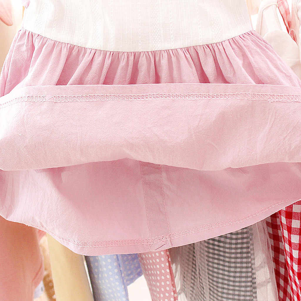 Bebek Kız elbise Yaz Elbiseler Kız Prenses bebek Yürüyor Giyim Parti düğün doğum günü Elbise Kalp Kıyafetler vestidos bebes L4