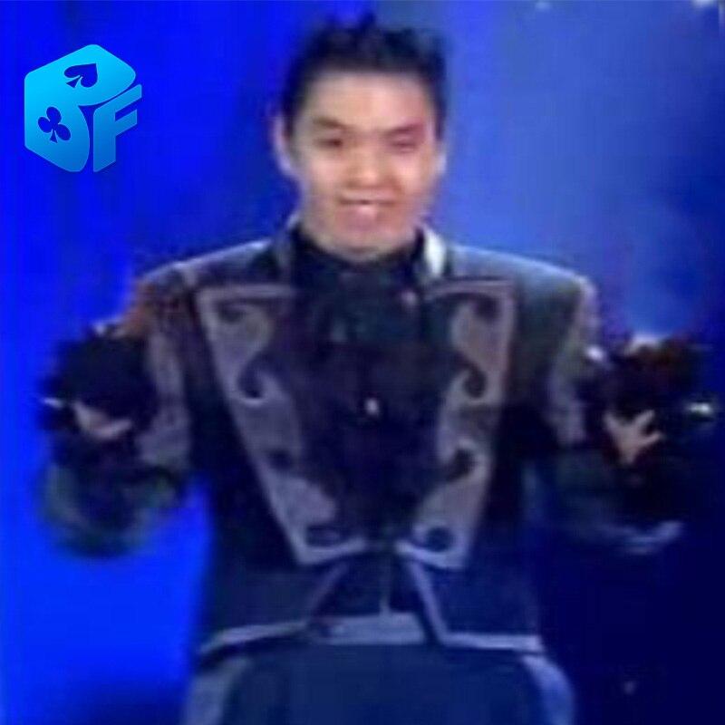 Queue manteau parapluie et colombe vêtements personnalisés tours de magie accessoires de magie