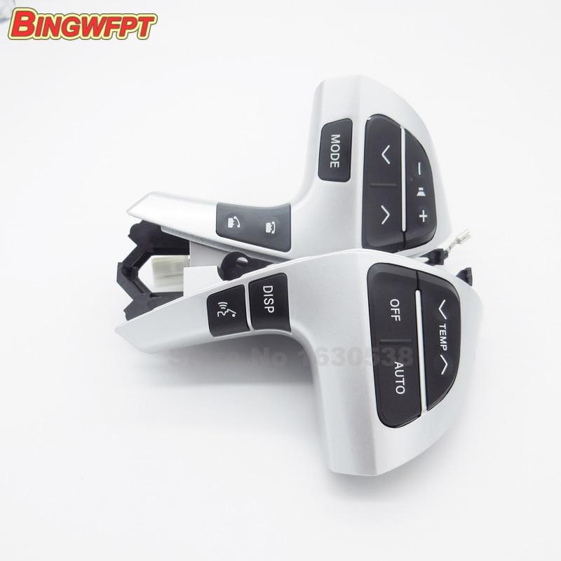 Prix pour Commutateur de commande Multifonction Volant Audio 84250-0K020 842500K020 Pour Toyota Kijang Innova Fortuner Hilux